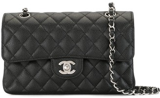 Chanel Pre Owned 2019 Double Flap quilted shoulder bag
