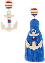 Rada' Radà embellished anchor earring