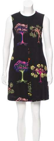 Stella McCartney Psychedelic Tree Dress