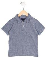 Oscar de la Renta Boys' Short Sleeve Polo Shirt