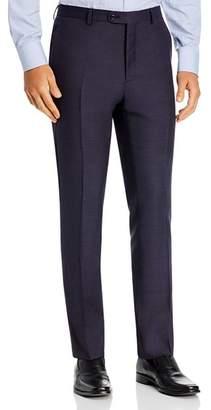 John Varvatos Plaid Slim Fit Suit Pants