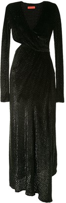 Manning Cartell Australia Textured Cut-Out Dress