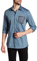 Antony Morato Long Sleeve American Fit Shirt