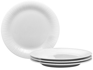Noritake Conifere Set/4 Luncheon Plate