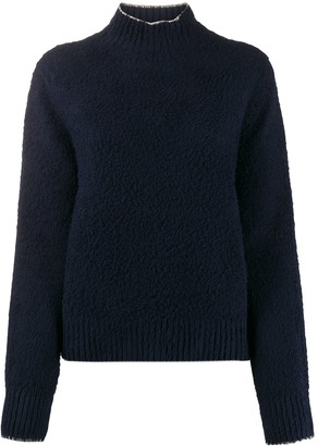 Acne Studios Brushed Knitted Jumper