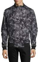 Sand Palm Camo Cotton Jacket