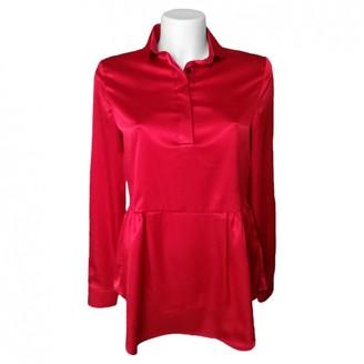 Alessandro Dell'Acqua Red Top for Women