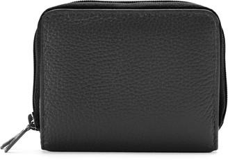 Buxton Hudson Pik-Me-Up Wizard Leather Wallet