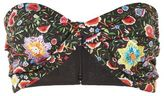 Prints by mochi for topshop Bra top