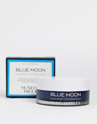 Sunday Riley Blue Moon Clean Rinse Cleansing Balm 100g