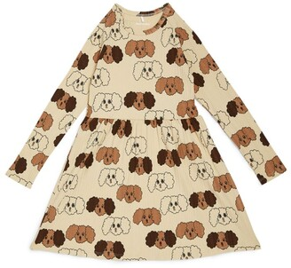 Mini Rodini Fluffy Dog Dress (1.5-11 Years)