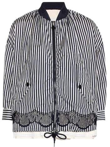 Moncler Istres bomber jacket