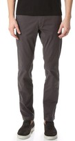 Theory Brewer Soft Sateen Chino Pants