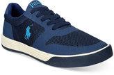 Polo Ralph Lauren Men's Hellidon Sport Mesh Sneakers