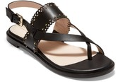 Cole Haan Anica Scalloped Thong Sandal