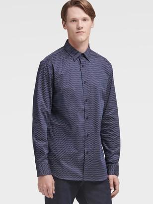 DKNY Glitch Print Shirt