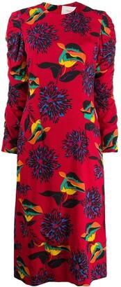 La DoubleJ Tinder printed dress