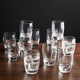 Crate & Barrel Otis Juice Glasses, Set of 12