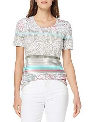 Gerry Weber Casual Women's 870329-44139 T - Shirt,14 (Size: )