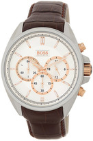 HUGO BOSS Men&s Driver Chronograph Watch