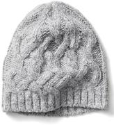 Banana Republic Marled Cable Stitch Hat