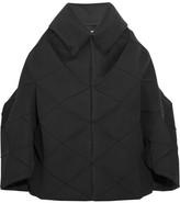 Junya Watanabe Paneled Neoprene Jacket - Black