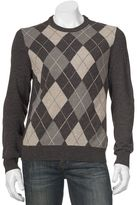 Dockers Men's Classic-Fit Argyle Soft Comfort Touch Sweater