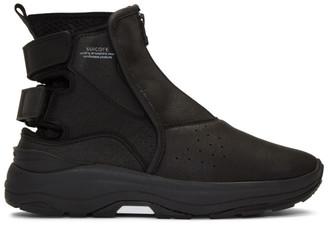 John Elliott Black Suicoke Edition BUNO-JE Boots