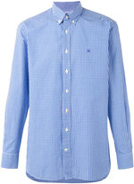 Hackett checked skirt - men - Cotton - M