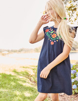 Boden Summer Appliqué Dress