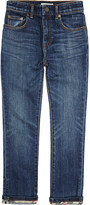 Burberry Relaxed fit stretch-denim jeans 4-14 years