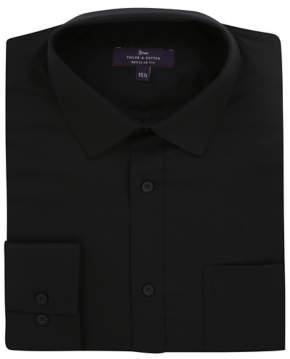 George Black Regular Fit Long Sleeve Shirt
