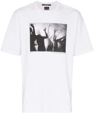 Ksubi Dancers-print cotton T-shirt