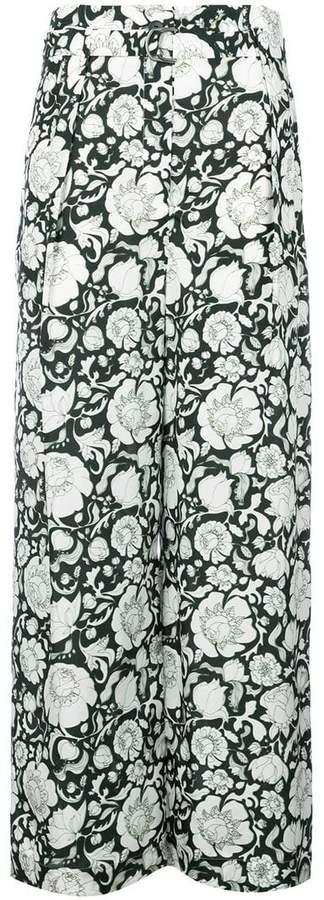 Christian Wijnants Flower Vase trousers