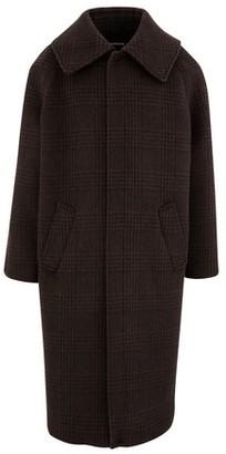 Balenciaga Incognito wool coat