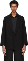 Toogood Black The Editor Jacket