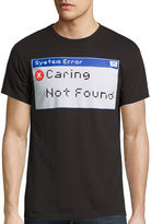 NOVELTY PROMOTIONAL System Error Caring Graphic T-Shirt