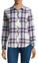 Vineyard Vines Coastal Plaid Cotton Button-Down Shirt