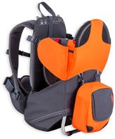 phil&teds® Parade Backpack Carrier in Orange/Grey