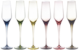 Sera Irida Champagne Flute Set