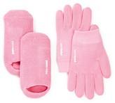 Pure Code Moisturizing Gel Gloves & Socks Gift Set - Pink