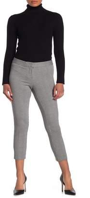 Amanda & Chelsea Alex Slim Leg Ponte Pants (Petite)