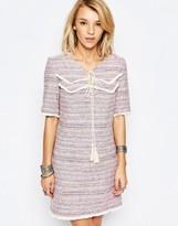Deby Debo Rythme Tassle Detail Dress