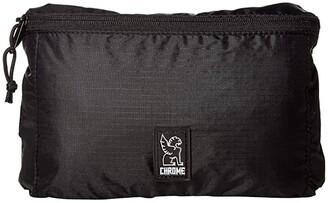 Chrome Packable Waistpack (Black) Bags