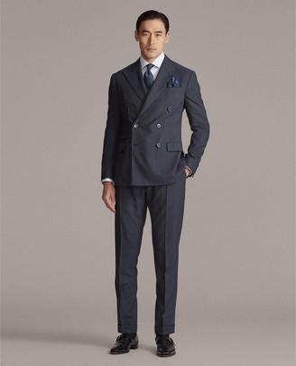 Ralph Lauren Glen Plaid Wool Suit