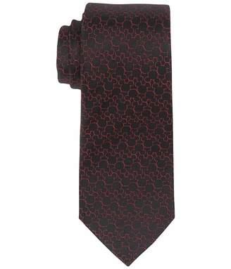 Cufflinks Inc. Mickey Mouse Black Tie