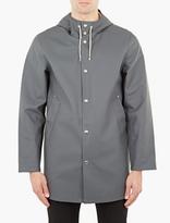 Stutterheim Charcoal Stockholm Raincoat