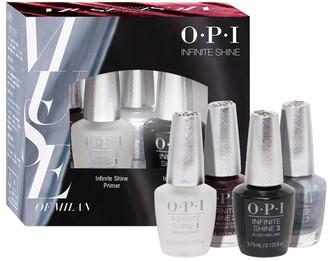 OPI Muse Of Milan Infinite Shine Nail Polish Mini Gift Set 4 X 3.75Ml