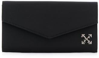 Off-White Long Logo Wallet