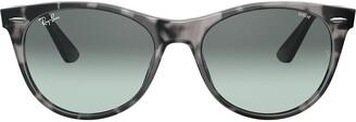 Ray-Ban Wayfarer II round.frame sunglasses